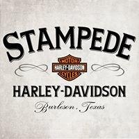 Stampede Harley-Davidson