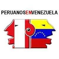Peruanos en Venezuela