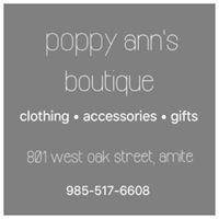 Poppy Ann's Boutique