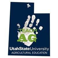 USU Agricultural Education & Alpha Tau Alpha