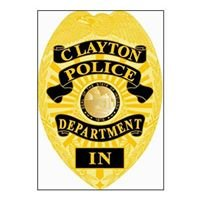 Clayton Police Department - Clayton, Indiana