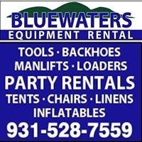 Bluewaters Equipment Rental