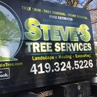 Steve's Tree Services, Landscape, Hauling & Excavating