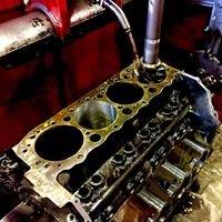 Precision Automotive Machine Shop