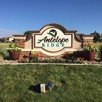 Antelope Ridge