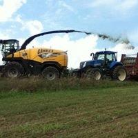 Bruce B. gamble & Sons  Feed and supply/ Custom harvesting