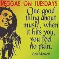 Reggae on Tuesdays at Carbon Lounge