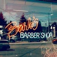 Barb's Barber Shop