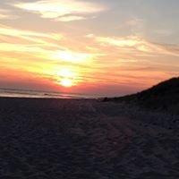 Sunset Bay Beach Cape May