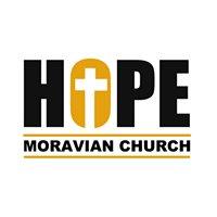 Hope Moravian Church, Hope, Indiana