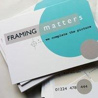 Framing Matters
