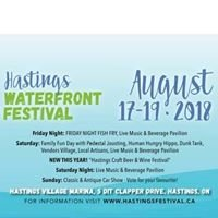 Hastings Waterfront Festival