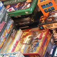 Games & Griddles Board Game Café