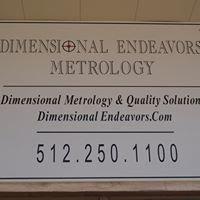 Dimensional Endeavors Metrology
