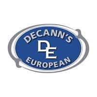 Decann's European