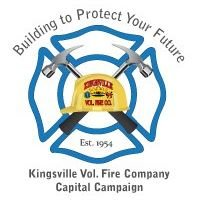 Kingsville Volunteer Fire Company Capital Campaign