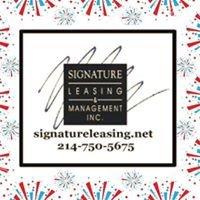 Signature Leasing & Management, Inc.