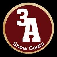 Triple A Show Goats
