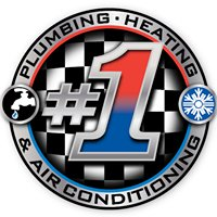 Number 1 Plumbing Heating and Air, LLC.