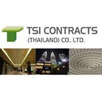 TSI Contracts Thailand Co. Ltd. จำหน่ายผลิตภัณฑ์ สำหรับงานสถาปัตย์และอาคาร