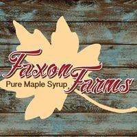 Faxon Farms Pure Maple Syrup