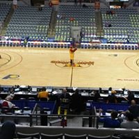 Mad Ants Game At The Allen County War Memorial Coliseum