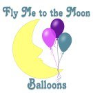 Fly Me to the Moon Balloons