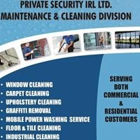 Private Security Ireland Ltd
