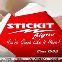 Stickit Signs