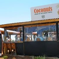 Coconuts Tiki Bar and Grill