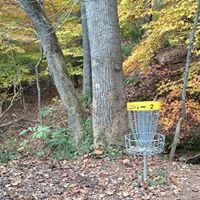 Guilford College Disc Golf Course