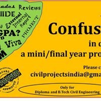 Civil Engineering project solutions