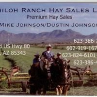 Shiloh Ranch Hay Sales