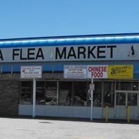 North Point Plaza Flea Market