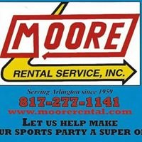 Moore Rental Service, Inc.