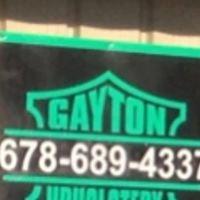 Gayton Upholstery