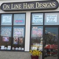 On Line Hair Designs