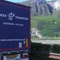 Jonker Transport Veendam B.V.