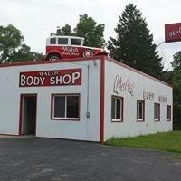 Walsh Body Shop