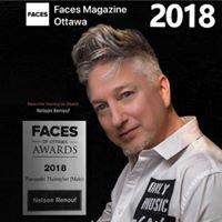 Nelson Renouf Award-Winning Master Hairstylist & Master Barber