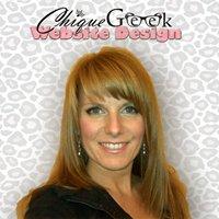 Chique Geek Website Design