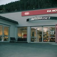 Autohuset Fagernes AS