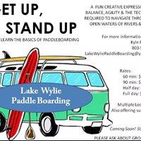 Lake Wylie Paddle Boarding