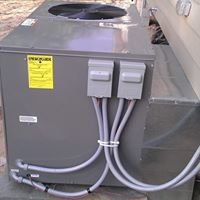Rick's Crawlspace & Attic's HVAC  residential and commercial