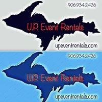 U.P. Event Rentals