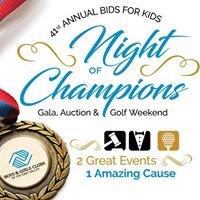 Night of Champions Gala & Auction