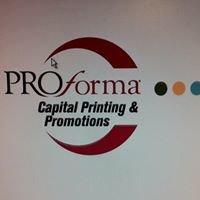 Proforma Capital Printing and Promotional