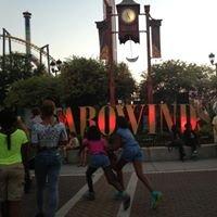 Paramount's Carowinds Theme