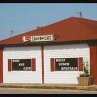 Busy Bee Cafe American And Locally Owned And Operated