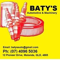 Baty's Automotive & Machinery